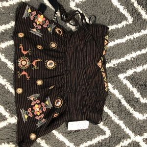 Free people Skirt new with tags XS